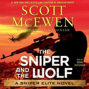 The Sniper and the Wolf by  Scott McEwen audiobook