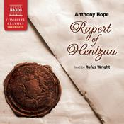 Rupert of Hentzau by  Anthony Hope audiobook