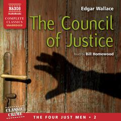 The Council of Justice by Edgar Wallace audiobook