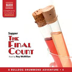 The Final Count by H. C. McNeile audiobook