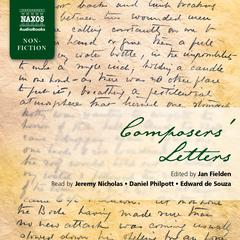 Composers' Letters by Jan Fielden audiobook
