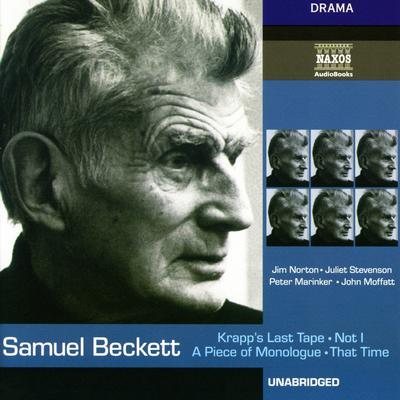 an analysis of samuel becketts krapps last tape In krapp's last tape and other shorter plays read more + considerations license details minimum fee: $45 per performance samuel beckett (1906-1989).
