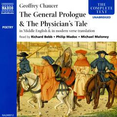 The General Prologue & The Physician's Tale by Geoffrey Chaucer audiobook