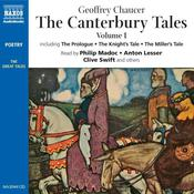 The Canterbury Tales I by  Geoffrey Chaucer audiobook