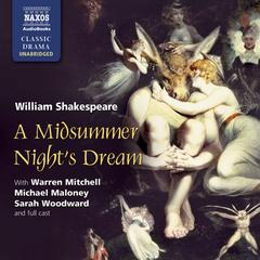 A Midsummer Night's Dream by William Shakespeare audiobook