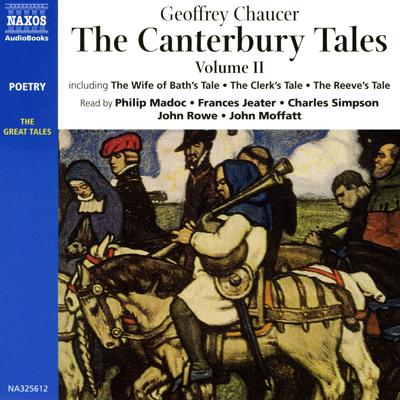Canterbury Tales II by Geoffrey Chaucer audiobook