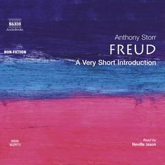 Freud by Anthony Storr audiobook