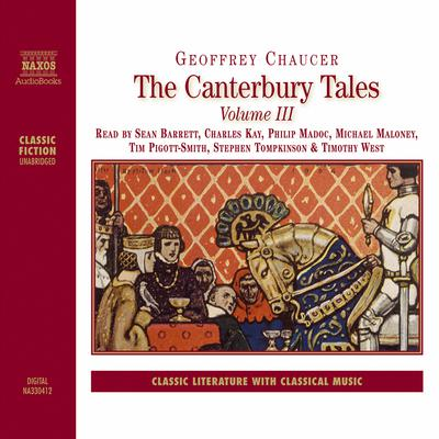 The Canterbury Tales III by Geoffrey Chaucer audiobook
