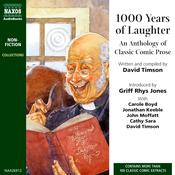 1,000 Years of Laughter by  David Timson audiobook