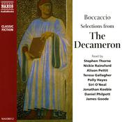 Selections from <i>The Decameron</i> by  Giovanni Boccaccio audiobook