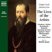 The Lives of the Artists by  Giorgio Vasari audiobook