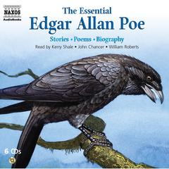 The Essential Edgar Allan Poe by Edgar Allan Poe audiobook