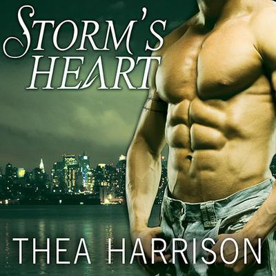 Storm's Heart by Thea Harrison audiobook