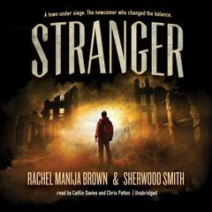 Stranger by Rachel Manija Brown audiobook