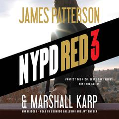 NYPD Red 3 by James Patterson audiobook