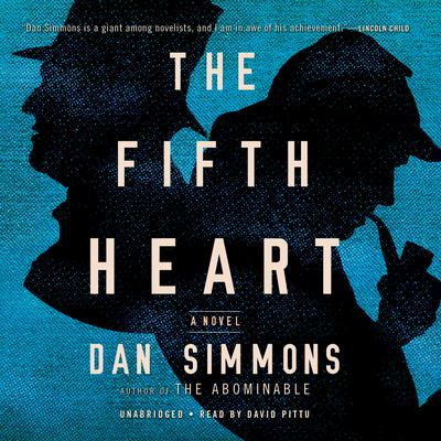 The Fifth Heart by Dan Simmons audiobook