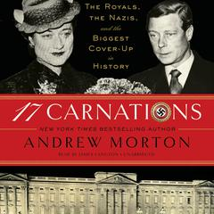 17 Carnations by Andrew Morton audiobook