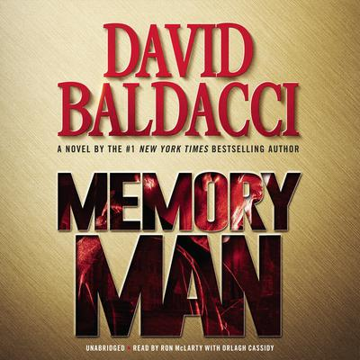 Memory Man by David Baldacci audiobook