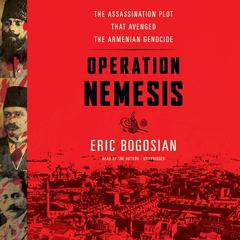 Operation Nemesis by Eric Bogosian audiobook