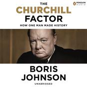 The Churchill Factor by  Simon Shepherd audiobook