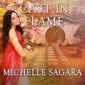 Cast in Flame by  Michelle Sagara audiobook