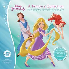 A Princess Collection by Disney Press audiobook