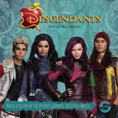 Descendants by Disney Press audiobook
