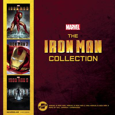 The Iron Man Collection by Marvel Press audiobook