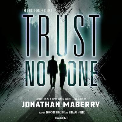 Trust No One by Jonathan Maberry audiobook