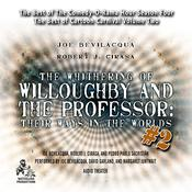 The Whithering of Willoughby and the Professor: Their Ways in the Worlds, Vol. 2 by  Pedro Pablo Sacristán audiobook