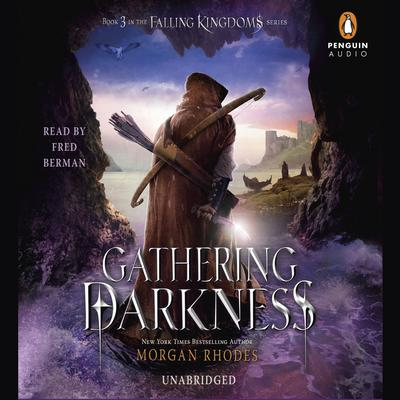 Gathering Darkness by Morgan Rhodes audiobook