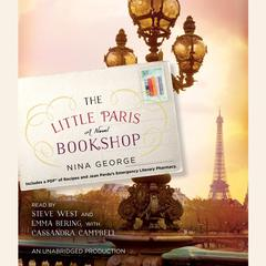 The Little Paris Bookshop by Nina George audiobook