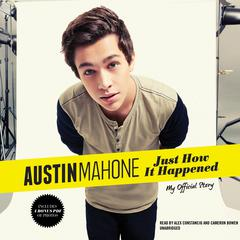 Austin Mahone by Austin Mahone audiobook
