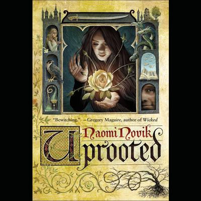 Uprooted by Naomi Novik audiobook
