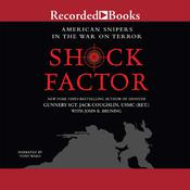 Shock Factor by  John R. Bruning audiobook