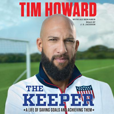 The Keeper by Tim Howard audiobook