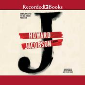 J by  Howard Jacobson PhD audiobook