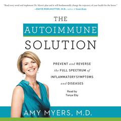 The Autoimmune Solution by Amy Myers audiobook