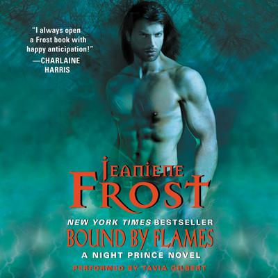 Bound by Flames by Jeaniene Frost audiobook