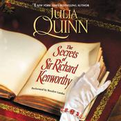 The Secrets of Sir Richard Kenworthy by  Julia Quinn audiobook