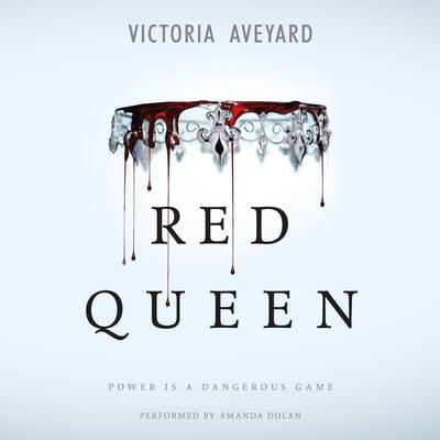 Red Queen by Victoria Aveyard audiobook