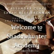 Welcome to Shadowhunter Academy by  Sarah Rees Brennan audiobook