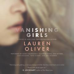 Vanishing Girls by Lauren Oliver audiobook