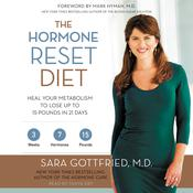 The Hormone Reset Diet by  Sara Gottfried MD audiobook
