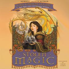 Stolen Magic by Gail Carson Levine audiobook