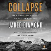 Collapse by  Jared Diamond audiobook