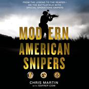 Modern American Snipers by  Michael Cunningham audiobook