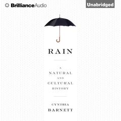 Rain by Cynthia Barnett audiobook