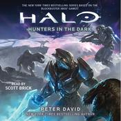 Halo: Hunters in the Dark by  Peter David audiobook