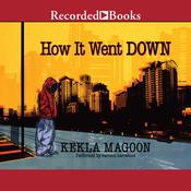 How It Went Down by  Kekla Magoon audiobook